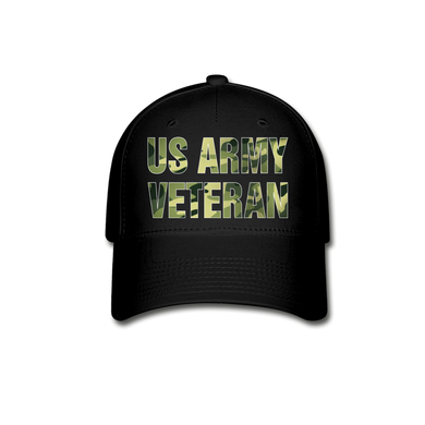 US ARMY VETERAN Cap - black