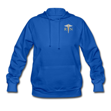 Load image into Gallery viewer, Women's Hoodie - royal blue