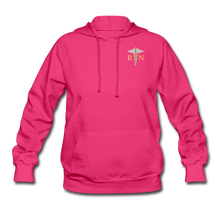 Load image into Gallery viewer, Women's Hoodie - fuchsia