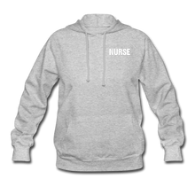 Load image into Gallery viewer, Women's Hoodie - heather gray