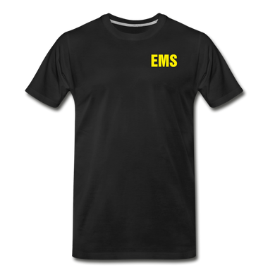 EMS Men's Premium T-Shirt - black