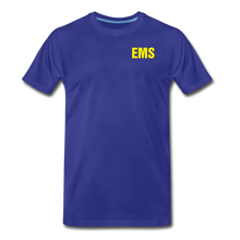 Load image into Gallery viewer, EMS Men's Premium T-Shirt - royal blue