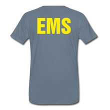 Load image into Gallery viewer, EMS Men's Premium T-Shirt - steel blue