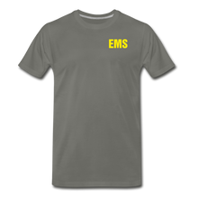 Load image into Gallery viewer, EMS Men's Premium T-Shirt - asphalt gray