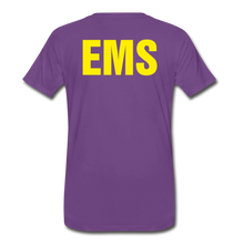 Load image into Gallery viewer, EMS Men's Premium T-Shirt - purple