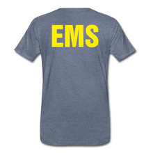 Load image into Gallery viewer, EMS Men's Premium T-Shirt - heather blue