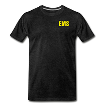 Load image into Gallery viewer, EMS Men's Premium T-Shirt - charcoal gray