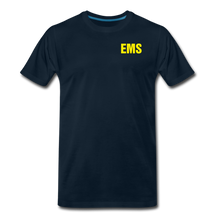Load image into Gallery viewer, EMS Men's Premium T-Shirt - deep navy