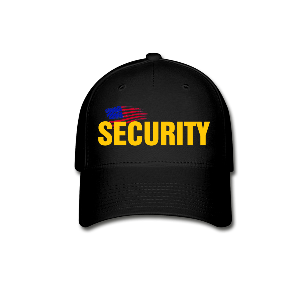 SECURITY Cap - black