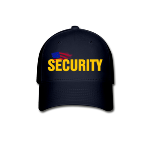 SECURITY Cap - navy