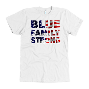 Blue Family Strong T-Shirt