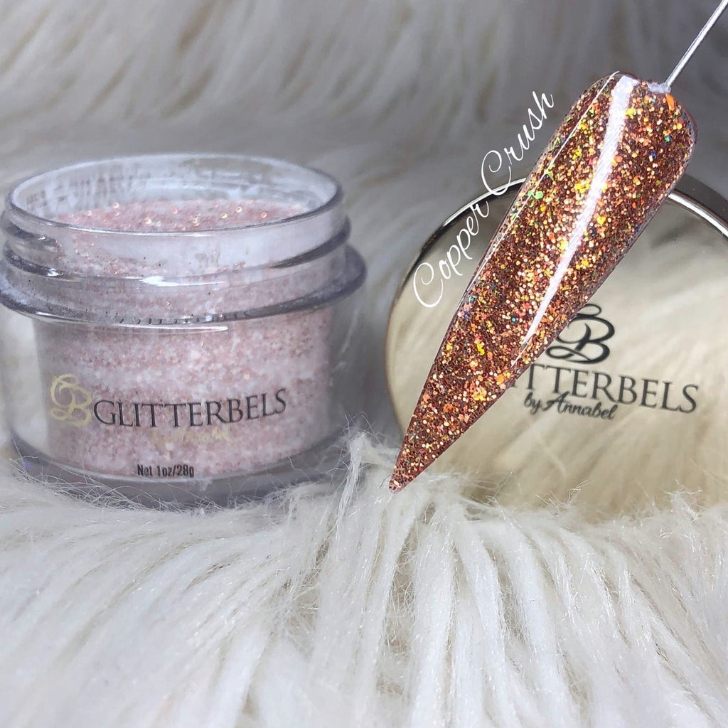 Copper Crush Glitter - Glitterbels