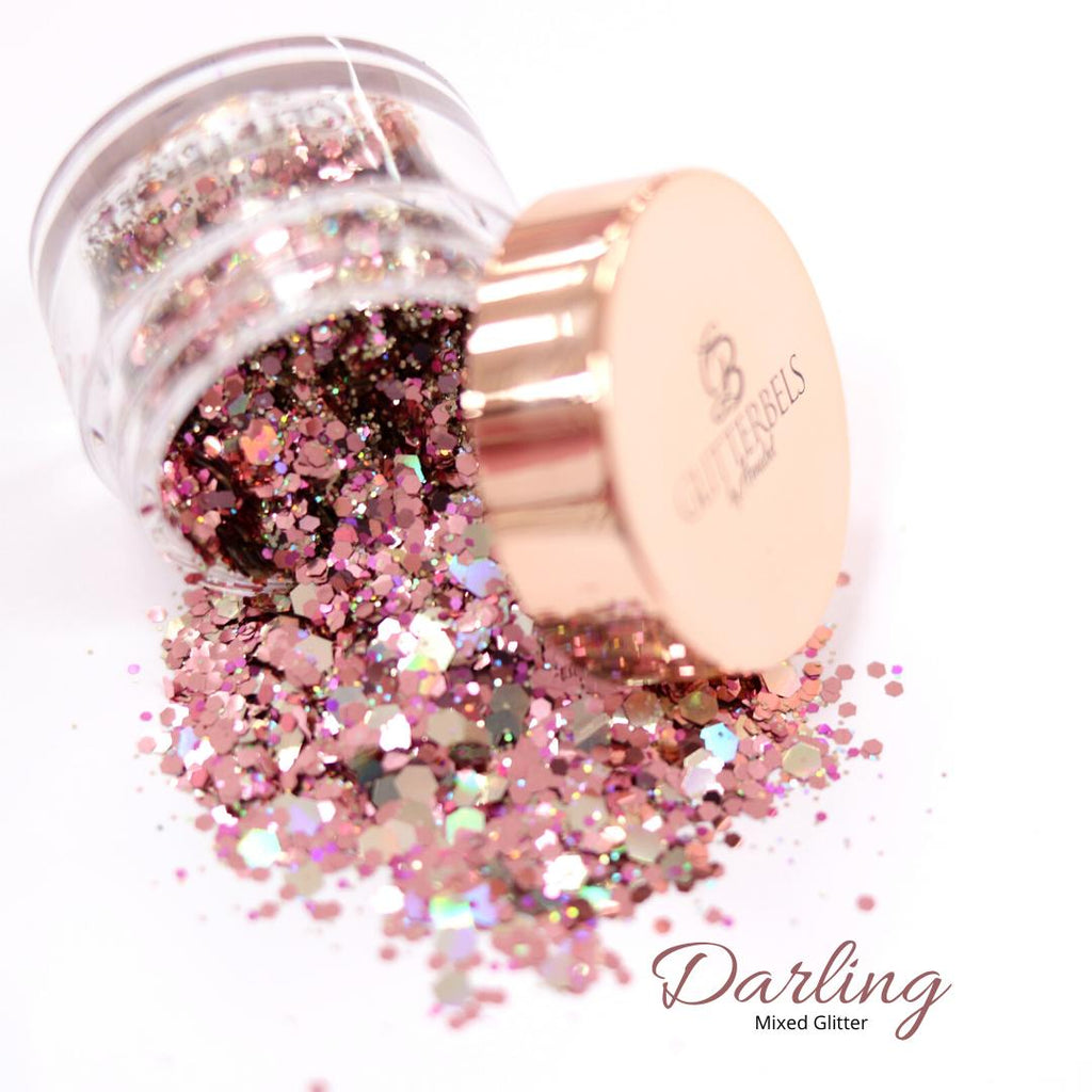 Darling Multimix Loose Glitter - Glitterbels