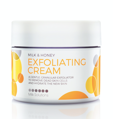 Milk & Honey Exfoliating Foot Cream