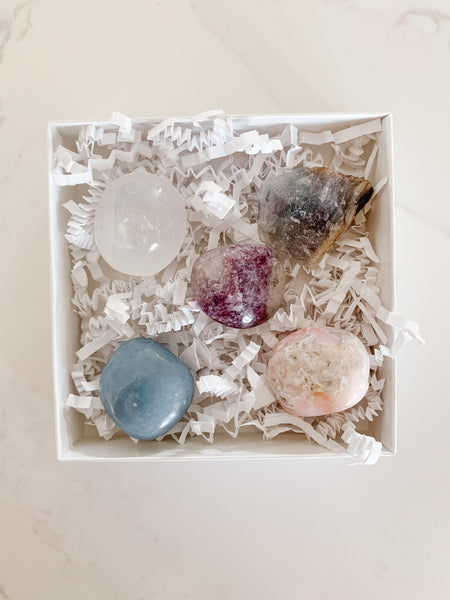 Crystal Collection Kit
