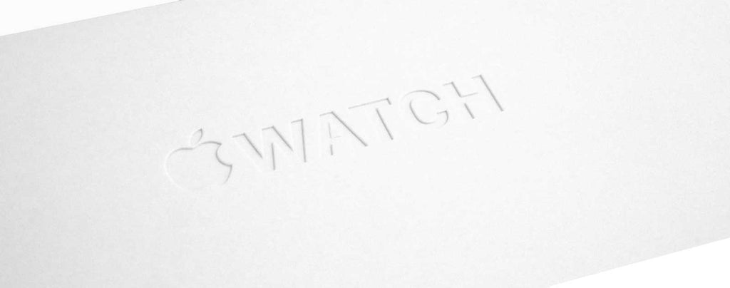 Boite Original de la montre Apple Watch