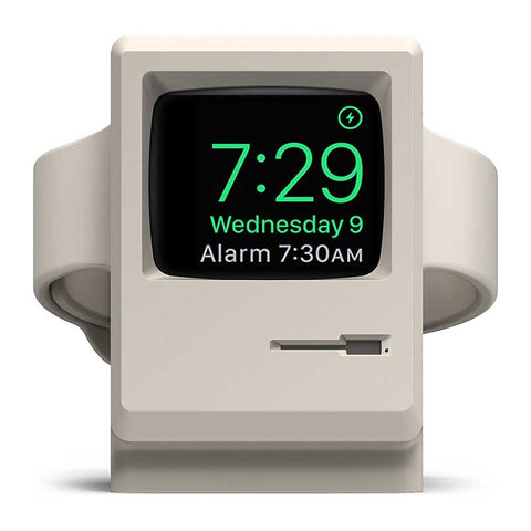 Support Apple Watch <br /> Retro Mac Classic