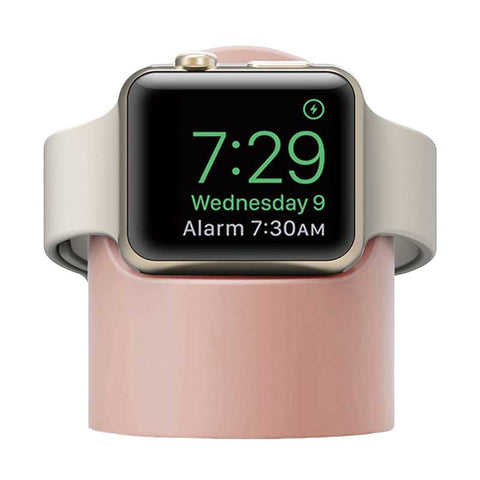 Support Apple Watch Serie 5 Elago W2 Rose Face