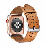 Bracelet Apple Watch <br /> Cuir Tibet - Univers-Watch