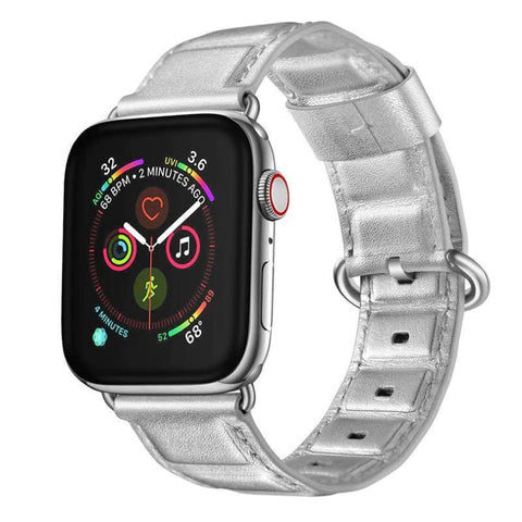Bracelet Apple Watch <br /> Electro Cuir - Univers-Watch