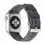 Bracelet Apple Watch <br /> Toile de Couleur - Univers-Watch