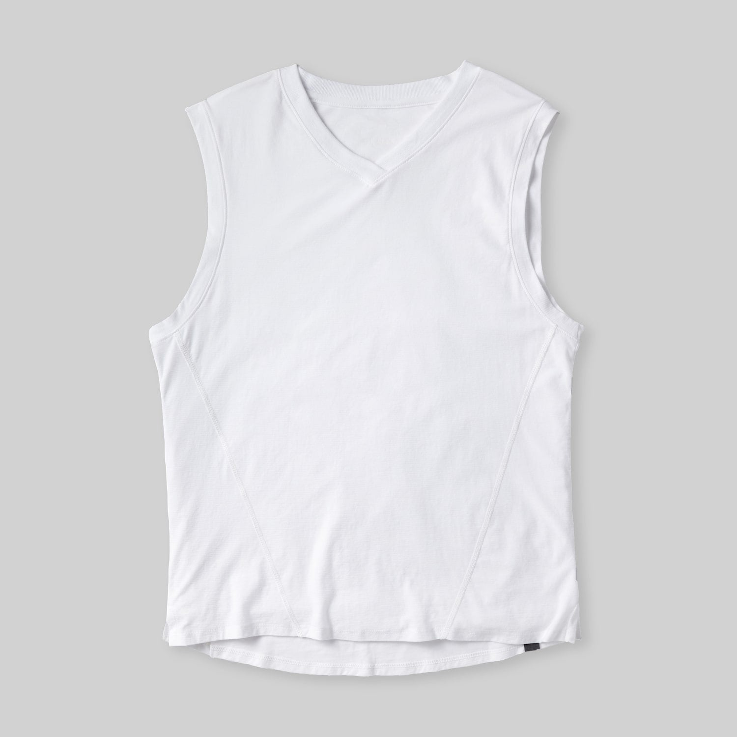 Lahgo Sleepwear Cool Muscle Tee - #White