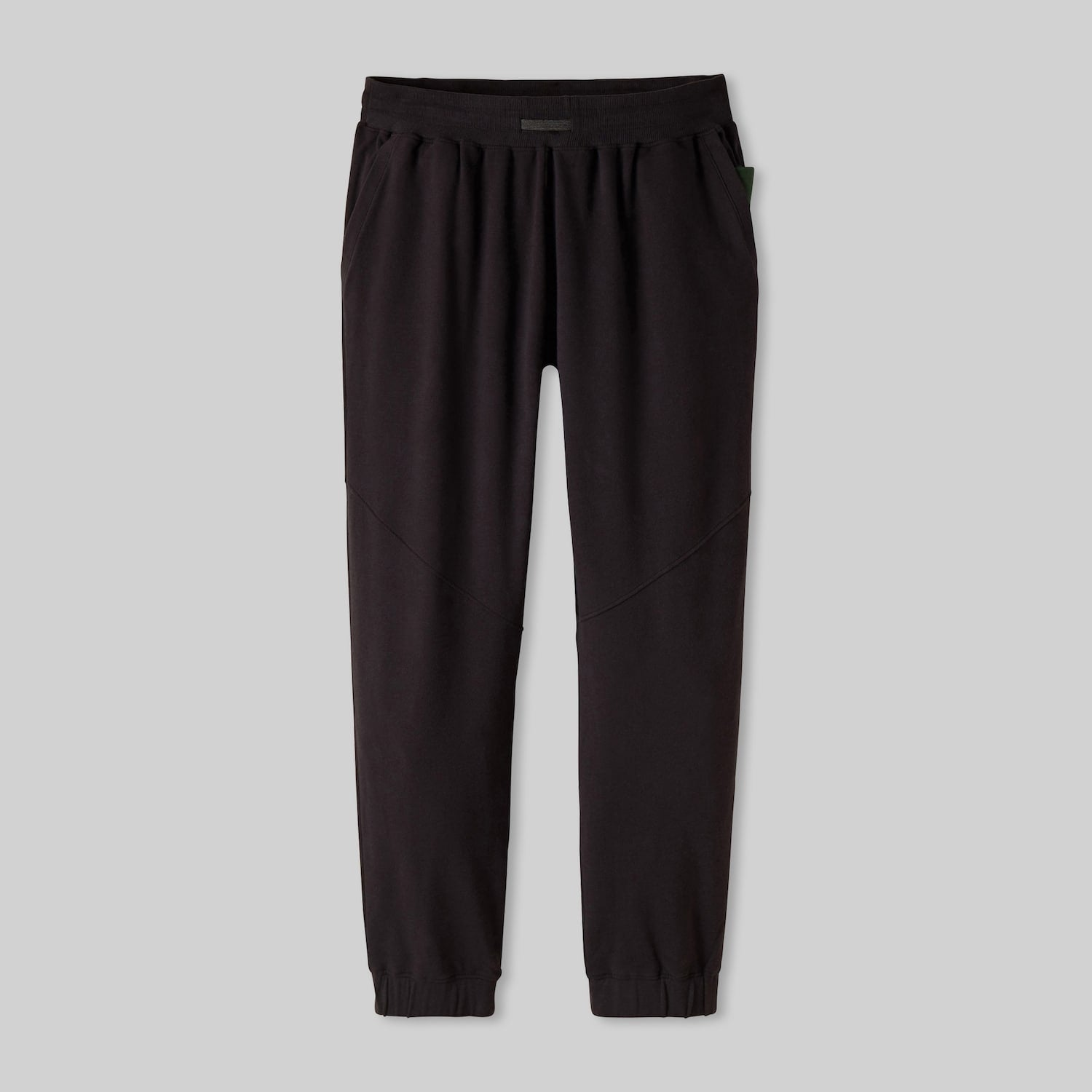 Lahgo Sleepwear Warm Pima Alpaca Fleece Pant - #Black/Forest