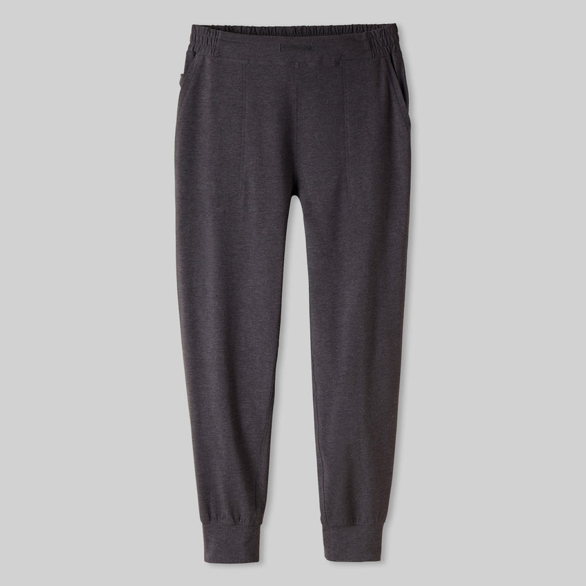 Second Image: Restore Jogger Lahgo Sleepwear Restore Jogger - #Charcoal