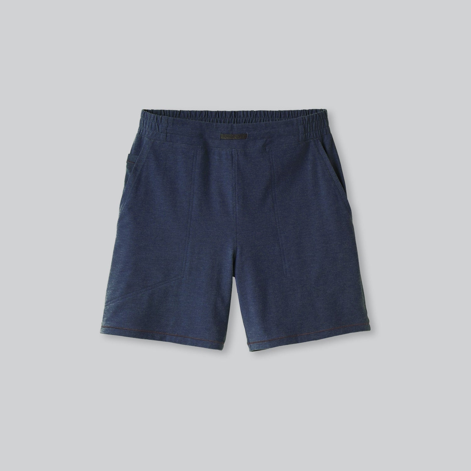 Lahgo Sleepwear Restore Short - #Deep Blue Heather