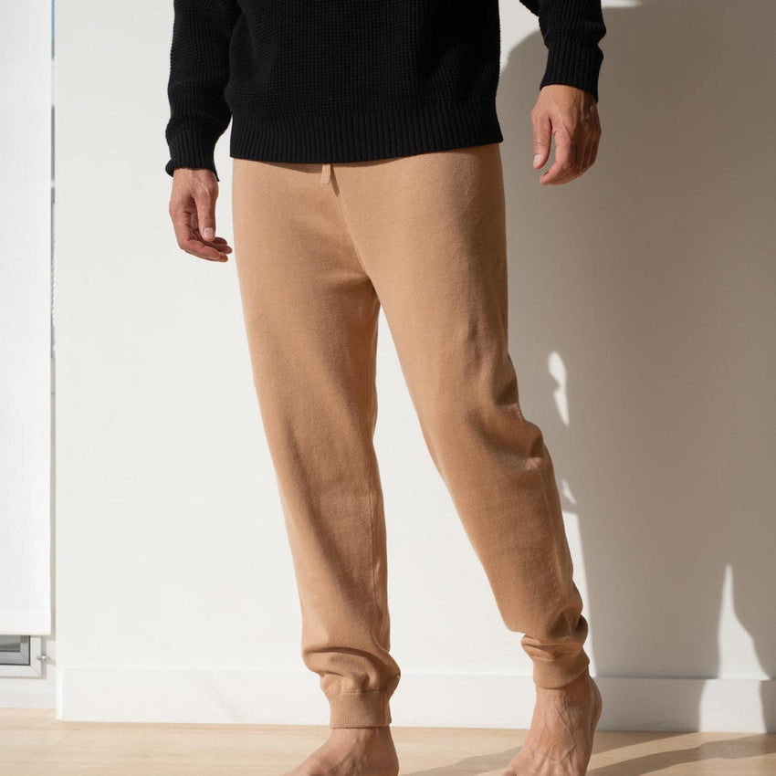 Main Image: Cotton Silk Jogger