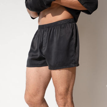 Main Image: Washable Silk Boxer