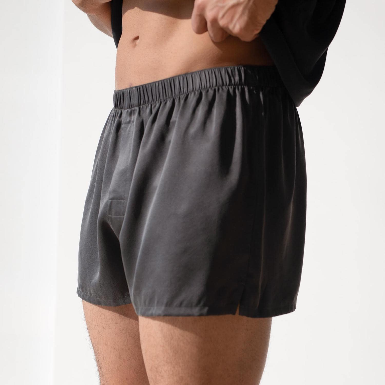 Lahgo Sleepwear Washable Boxer - #Eclipse