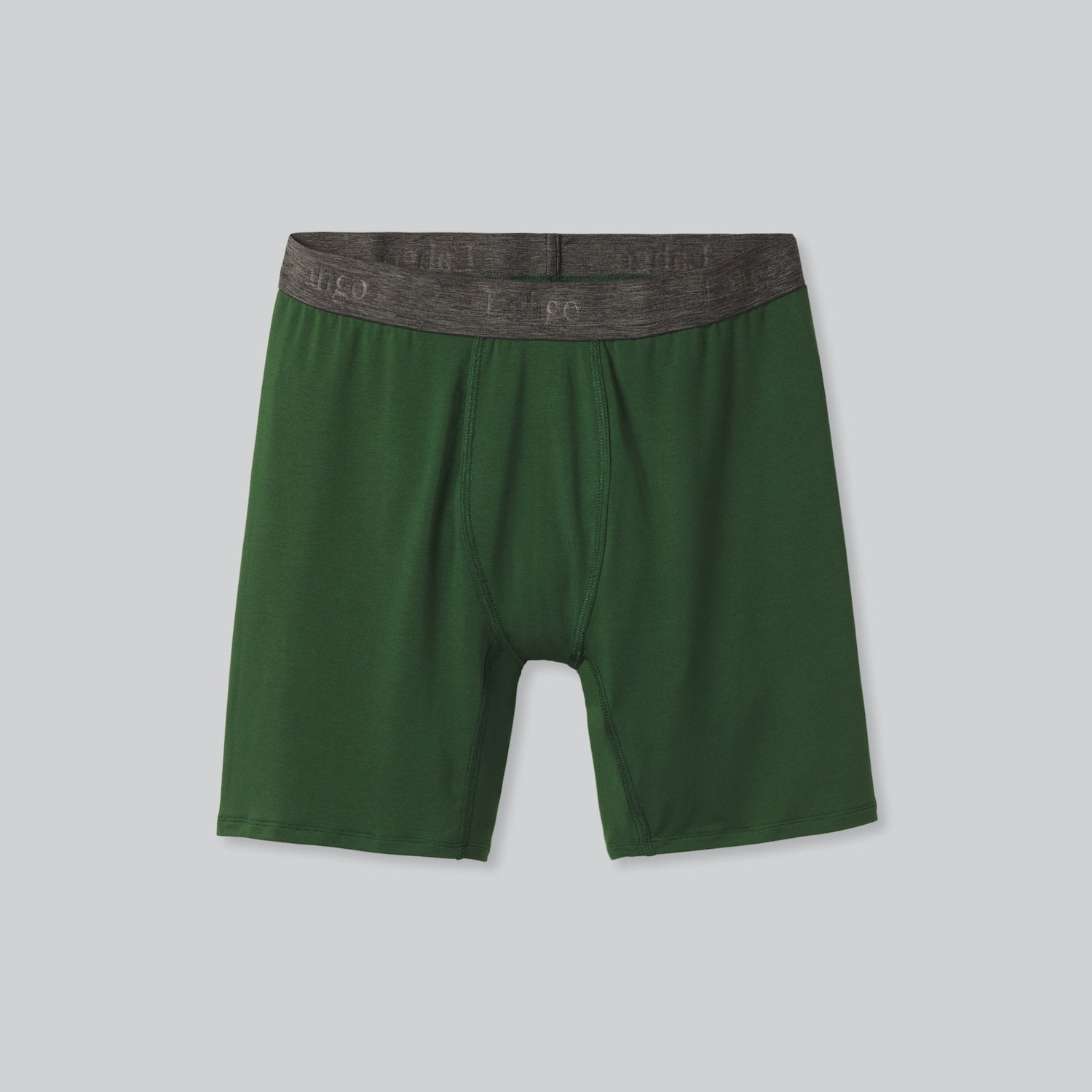 Lahgo Sleepwear Supportive Modal Boxer Brief - #Forest