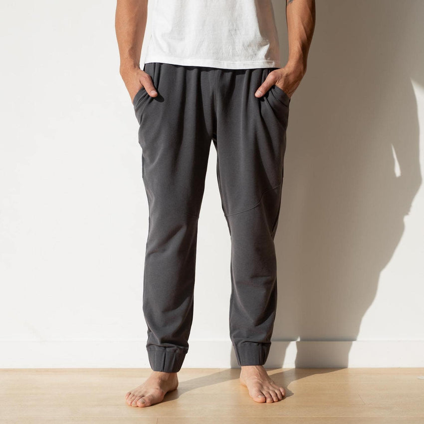 Main Image: Dreamy Wool Fleece Pant Eclipse / S