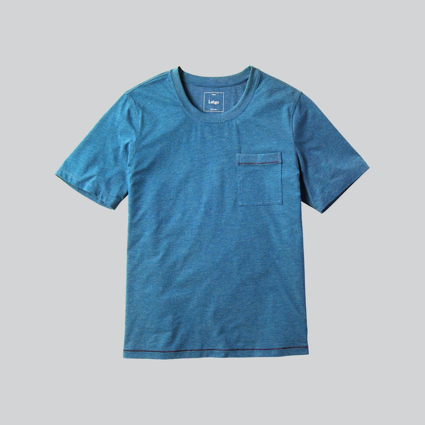 Main Image: Restore Short Sleeve Tee Lake / S