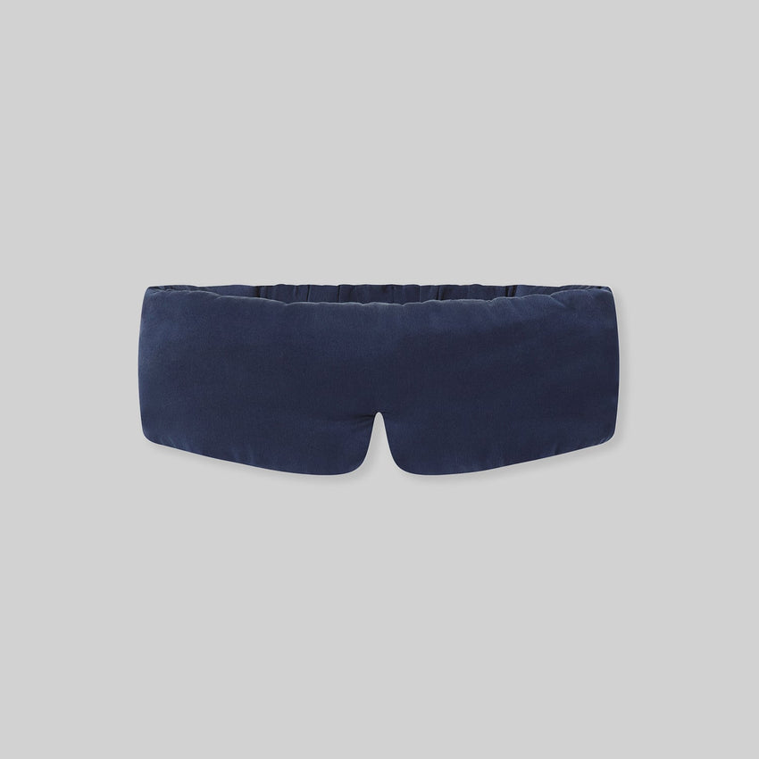 Main Image: Washable Silk Sleep Mask Deep Night / OS