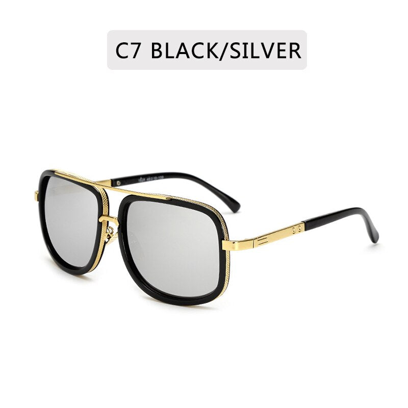 HOT - Classic Oversized Men Sunglasses UV400