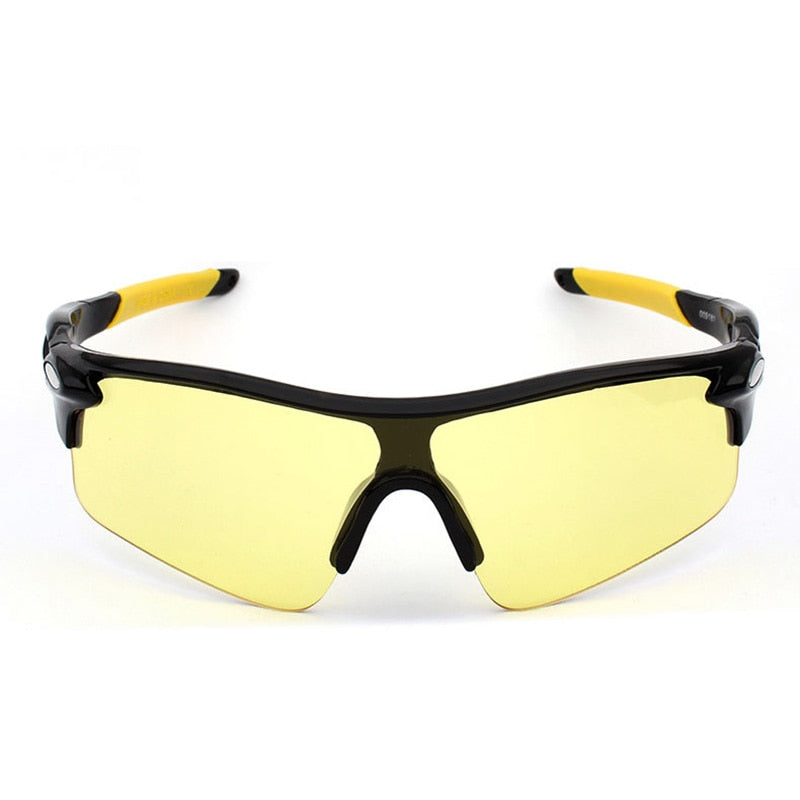 Cycling Glasses UV400 Unisex Windproof Goggles Bicycle Motorcycle Sunglasses Outdoor Sport Hiking Running Driving Eyewear RR7010