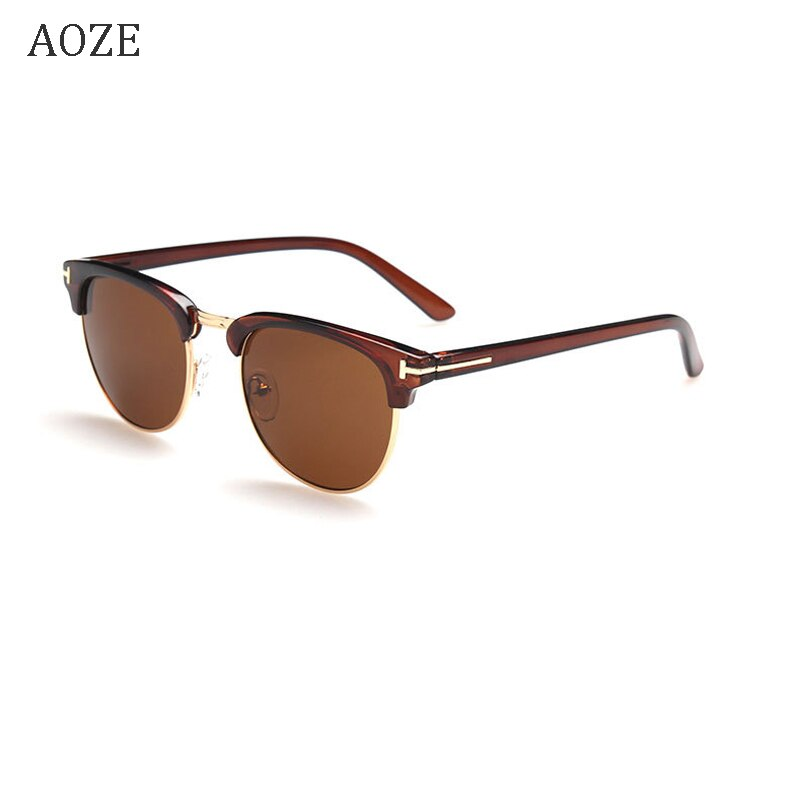 2020JamesBond Men's sunglasses brand Designer sunglasses Women's Super Star celebrity sunglasses driving Tom sunglasses for men