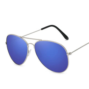 Cool Mirror Pilot Sunglasses