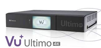 VU+ Ultimo 4K dual DVB-C FBC tuner (exclusive edition)