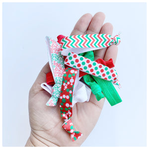 Christmas Classic Hair Tie Pack