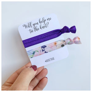 Will you help me tie the knot? - Party Favours