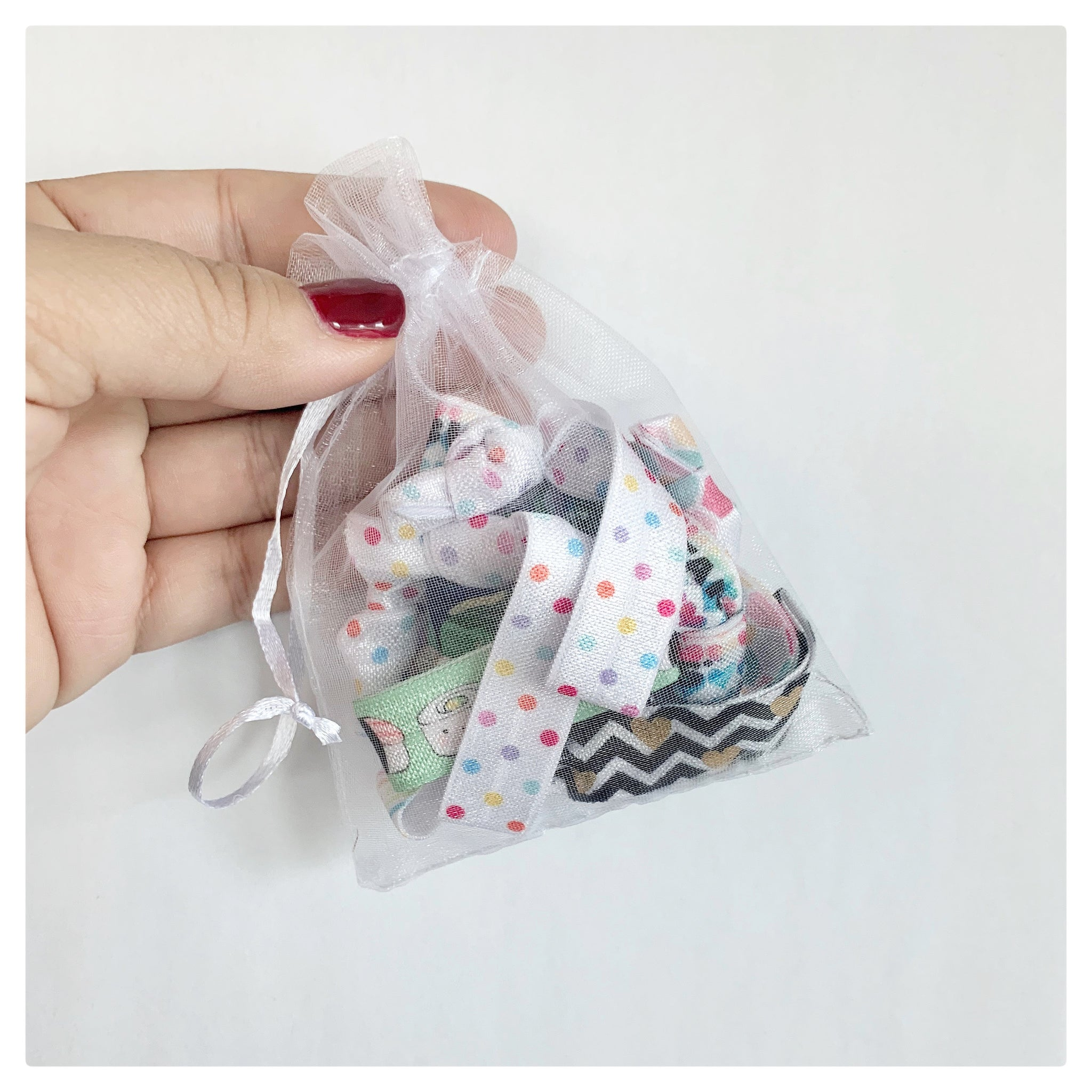 Create your own Hair Tie Pack!
