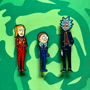 Rick, Morty, Evangelion