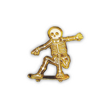 Load image into Gallery viewer, Skele Skater by Kazy