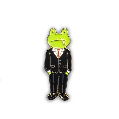 Frog The Boss by Kazy