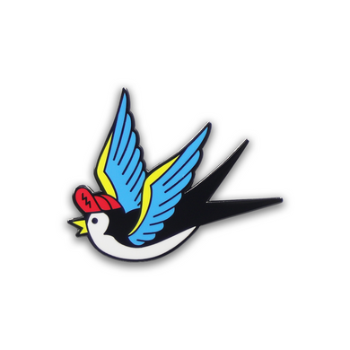 SWALLOW BIRD PIN