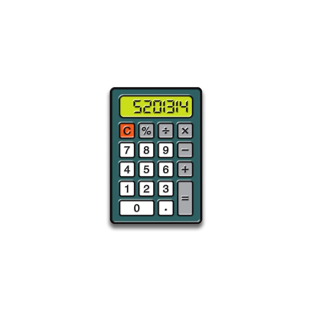 CALCULATOR PIN