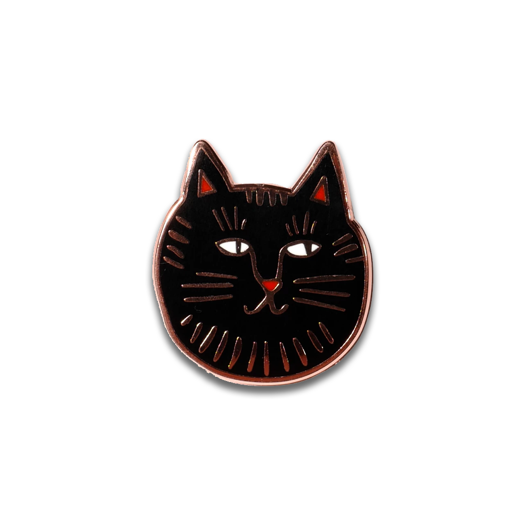 FAT CAT PIN